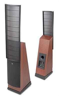I just LOVE my Martin Logan speakers!    :-D