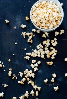 19. Tangy Tequila Popcorn #greatist http://greatist.com/eat/healthy-popcorn-recipes