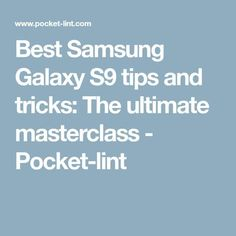 35 Best samsung hacks images in 2019 | Phone hacks, Samsung hacks