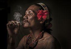 mentawai portrait