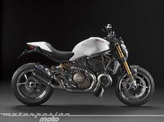 Ducati Monster 1200 S - DP 2014
