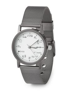 Uncommon Goods Geek Wrist Watch    (I would personally love this gift, even if I only understand the one for 8)