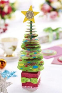 10 Crafty Christmas Trees To Make This Winter