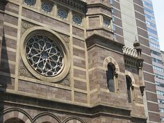 NYC: Central Synagogue