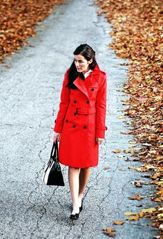 Classic Red by Classy Girls Wears Pearls.
