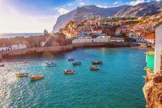 Camara de Lobos Ilha da Madeira Portugal