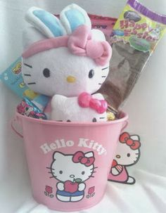 Easter Hello Kitty