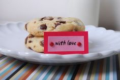 Passion 4 baking » Chewy Chocolate Chip Cookies