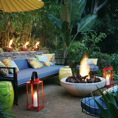 Outdoor Entertaining Tips From a Design Insider