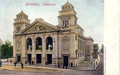 Bromberg/Bydgoszcz, Stadttheater