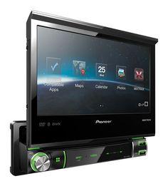 Pioneer - novos Car Audio topo de gama