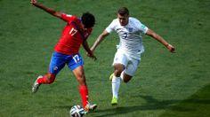 2014 FIFA World Cup Brazil™: Costa Rica-England - Photos - FIFA.com