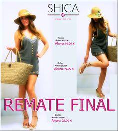 #Rematefinal de #rebajas en #SHICA
