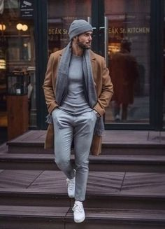 Casual Closet - A new Generation of well dressed Men Stylish Men, Men Casual, Daily Fashion, Mens Fashion, Fashion Menswear, Style Masculin, Herren Style, Winter Stil, Herren Outfit