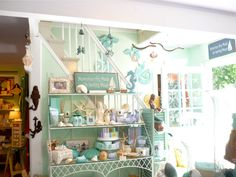 Mermaids On Main in Chatham, MA. My absolute favorite gift shop on the Cape!