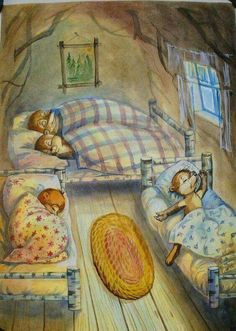 A weekend get away. Art And Illustration, Les Moomins, Lapin Art, Beatrix Potter Illustrations, Fairy Art, Whimsical Art, Cute Art, Illustrators, Folk Art