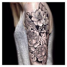 Oliwia - @ Zmierzloki Tattoo - Warsaw, Poland