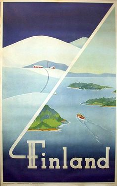 Finland, E. Holtta, 1948