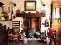 Welsh cottage, Period Living