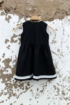 handmade funeral girls dress