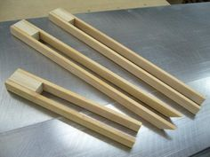 Guide pour visser-clouer à l'aveugle / Blind Nailing-Screwing Jig | Atelier du Bricoleur (menuiserie)…..…… Woodworking Hobbyist's Workshop