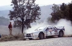Martini Racing 1982 WRC San Remo Rally