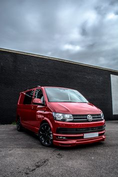 Volkswagen Kombi with Swiss Vans WASP 204 (Wheel And Styling Package),  by James Darlington