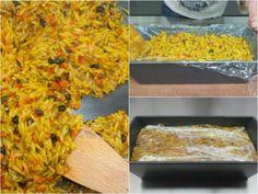 κριθαράκι με λαχανικά του Χόλιγουντ vs της Πόλης   Pandespani Vegetables, Food, Essen, Vegetable Recipes, Meals, Yemek, Veggies, Eten