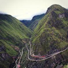 Le Tren crucero – Equateur | 21 des voyages en train les plus spectaculaires au monde