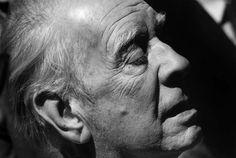 Borges todo el año: Jorge Luis Borges - El hacedor http://borgestodoelanio.blogspot.com/2014/06/jorge-luis-borges-el-hacedor.html (Foto de Ferdinando Scianna)