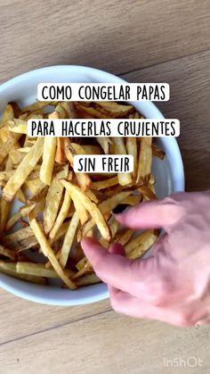 Healthy Potato Recipes, Healthy Snacks, Deli Food, Tasty, Yummy Food, Fat Foods, Health And Nutrition, Food Hacks, Healthy Lifestyle