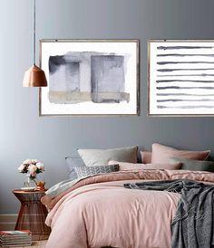 Scandinavian art,  Set of 2 Prints, Set of 2, Wall Art, Modern Art, Abstract Art, Prints ,Watercolor, Prints, Scandinavian ,Art, JPEG ,PDF