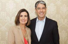 Canadauence TV: Depois de 26 anos de casados, Fátima Bernardes e W...