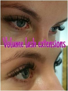 Eyelash extensions Volume Lash Extensions, Eyelash Extensions, Volume Lashes, Eyelashes, Lashes, Lash Extensions