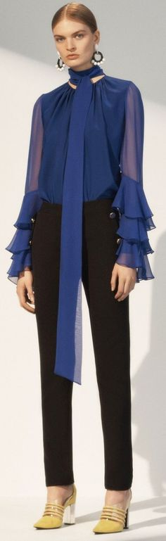 ***Resort 2018 - Prabal Gurung***