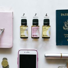 Travel Bug blend from RMO