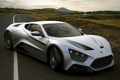 ST1 50S Zenvo $1.8 Million The Danish sports car company Zenvo is the manufacturer of the ST1 50S. In 2011, an edition went into production for the U.S. market that was as limited as it gets. Just three of the cars were made, one in red, one in white and one in blue.