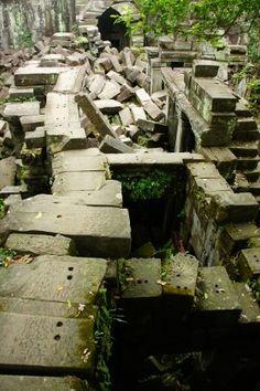 神秘の遺跡 ベンメリア 地球一周 Sambiのたび。