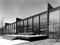 Rejecting ornament and embracing minimalism, Modernism became the dominant global movement in 20th-century architecture and design