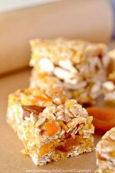 barre de céréales maison granola (4)