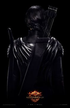 With the end game approaching, the first poster of Jennifer Lawrence's seasoned warrior Katniss Everdeen from 'The Hunger Games: Mockingjay – Part has landed. The Hunger Games, Hunger Games Movies, Hunger Games Mockingjay, Mockingjay Part 2, Hunger Games Catching Fire, Hunger Games Trilogy, Hunger Games Poster, Suzanne Collins, Katniss Everdeen