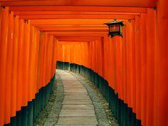 Fushimi Inari Taisha Shinto Shrine, Kyoto