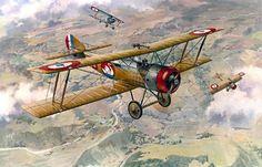 1917 Sopwith 1.B.1 f Escadrille SOP.107