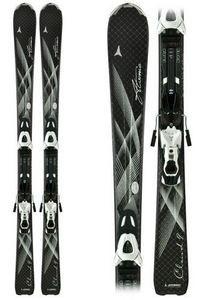 ATOMIC SKI 2012 Women`s Cloud 9 / XTO 10 R Ski Gear, Cloud 9, Outdoor Gear, Snow Skiing, Sports, Lady, Confidence, Neutral, Mountain