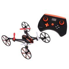 Encontrar Más Camera Drones Información acerca de Liansheng LS 116 2.4 G 4CH 6 Axis Gyro r / c Quadcopter 4 en 1 RTF Drone Drone UFO y velocidad interruptor de modo de tierra modo Flip modo sin cabeza modo, alta calidad cambiar el modo de adaptador, China interruptor de modo de amplificador Proveedores, barato selector de modo rectificador de GoolRC en Aliexpress.com