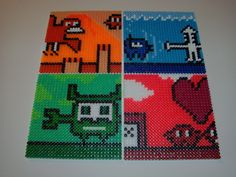 PlatformPixelArt by Moosecastle.deviantart.com on @deviantART