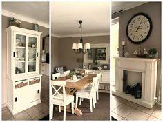 Kleines gelbes Haus: Neues aus dem Esszimmer: Farmhouse Tisch und Landhaus Buffet