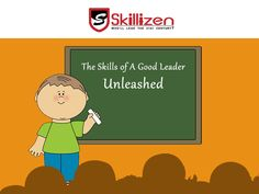 Your child can lead his class, school and the world! Most parents don't realize the potent of leadership skills for children. Welcome to Skillizen, where we offer life skills training for the future leaders, exposing young minds to unlimited possibilities. ---> https://goo.gl/tK6jwB