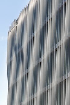 Kleine Schwester - Bürogebäude in Berlin von Barkow Leibinger                                                                                                                                                                                 Mehr