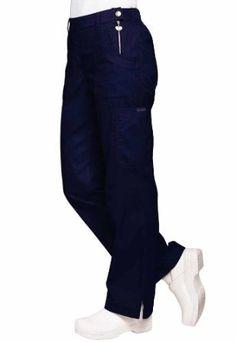 Amazon.com: KOI Medical Scrubs Sara Pant Tall Navy Small: Clothing